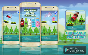 Maps Fall Challenge Flip Bottle No Fall Challenge Android Apps On Google Play