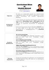 professional resume template accountant cv pdf gratuit du 28 curriculum vitae professional it resume format for freshers