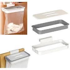 Cabinet Door Basket Kitchen Cabinet Door Basket Hanging Trash Can Waste Bin Garbage