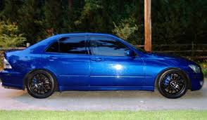 lexus is300 air suspension better ride quality eibach sportline vs h u0026 r springs on stocks