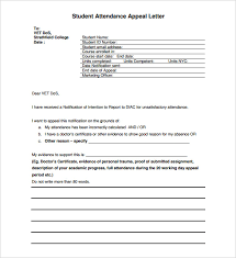 11 appeal letter templates u2013 free sample example format download