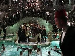 Great Gatsby Great Gatsby U0027 Extravagent Parties Business Insider