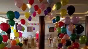 Balloon Decoration At Home Balloon Decoration Helium Balloon Gas Balloon Drop Balloon Net