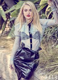 dakota fanning 4 wallpapers dakota fanning channels 1970s style for nylon cover story 1970s
