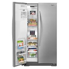 Samsung Counter Depth Refrigerator Side By Side by Wrs571cidw Whirlpool 36
