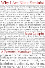The Radical Plan To Destroy by A Feminist Makes The Case Against Feminism Vox