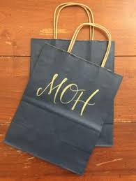 personalized bags for bridesmaids groomsman gift bag groomsmen bridesmaid personalized gift bag