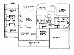 ranch home floor plans with walkout basement making farm house with the concept a hidden basement ranch home