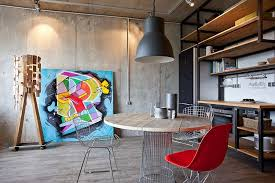small modern apartment small modern industrial apartment draped in metal wood and brick