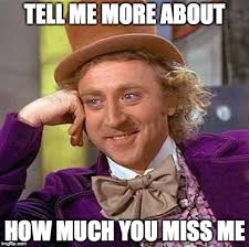 Too Soon Meme - gene wilder s message to r toosoon imgflip