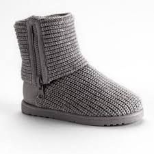 57 best ugg slippers and 57 ugg shoes sold so by kohls knitted boots from iesha s
