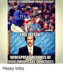 Prince Fielder Memes - happy 30th birthday prince fielder tea this iustin widespread