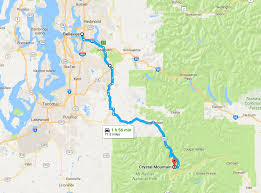 Bellevue Seattle Map by Can I Drive A Tesla From Seattle To Crystal Mountain In A Tesla X