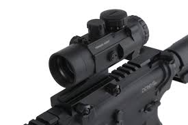primary arms 2 5x compact ar15 scope with patented cqb acss