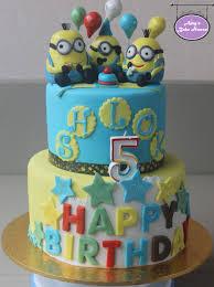 minions birthday cake minions birthday cake s bake house