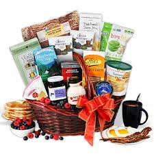 Birthday Gift Baskets For Men Ultimate New England Brunch Gift Basket By Gourmetgiftbaskets Com