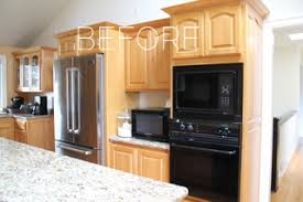 chalk paint kitchen cabinets images painted cabinets a review of our cabinets painted with