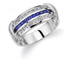 Mens White Gold Wedding Rings by Mens White Gold Diamond Rings Mens White Gold Wedding Bands