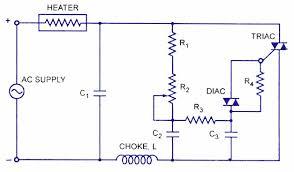 diac applications electronic circuits and diagram electronics