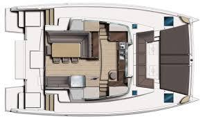 Luxury Yacht Floor Plans by Bali 4 3 Yacht Charter Croatia Catamaran Sailboat Motorboat