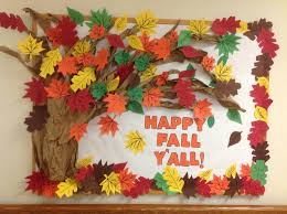 Pinterest Fall Decorations For The Home My Fall Bulletin Board At The Nursing Home Work Bulletin