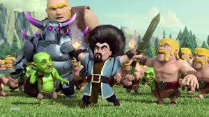 amazing clash of clans super clash of clans official tv commercial funny video dailymotion