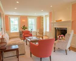 Peach Color Bedroom by Peach Living Room Ideas Peach Colour Of House Images Home