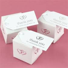 Thank You Favors by Favor Tags Wedding Favor Tags Personalized Favor Tags