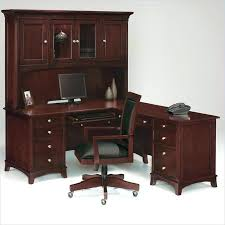 Cherry Wood Desk With Hutch Wood Desk With Hutch Zcdh Me