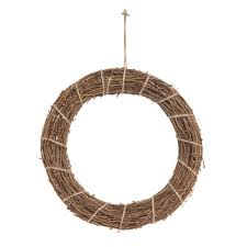 Christmas Cake Decorations Wilkinsons by Wilko Wicker Make Your Own Christmas Wreath At Wilko Com