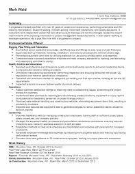 Best Resume Model For Freshers by Format For Freshers Large Size Examples Of Resumes Cv Template