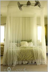 bed frame with curtains hanging curtains over bed bed frame