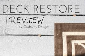 how to apply rustoleum deck restore step by step review with