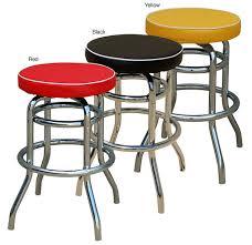 simple living birmingham retro bar stool free shipping today