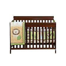 Hton Convertible Crib On Me Ashton 5 In 1 Convertible Crib Espresso 2day Ship Ebay