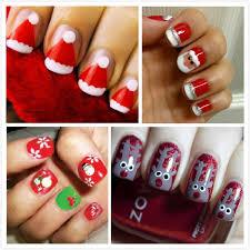 christmas nail art ideas and nail ideas for christmas