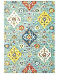 Rose Area Rug Deal Alert Bungalow Rose Mansi Blue Yellow Area Rug Bngl5875