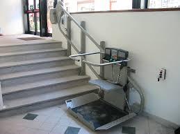 pedana per disabili montascale per disabili prezzi trasporto in carrozzina pedana gsl2