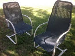 Hton Bay Swivel Patio Chairs Vintage Lloyd Loom Wicker Iron Bouncy Patio Lawn Chairs Mid