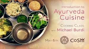 cuisine ayurveda ayurvedic cooking with michael burdi chapel of sacred mirrors