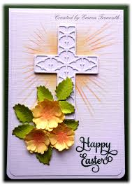 trenouth s crafty creations cas easter cross cards