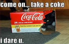 Coke Meme - want a coke meme slapcaption com on we heart it