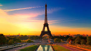 toshiba laptop wallpaper download hd france paris eiffel tower sunset wallpaper