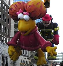 i could write a book on this 2nd largest thanksgiving day parade