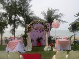 wedding backdrop penang large sign bridal table picture of rainbow paradise