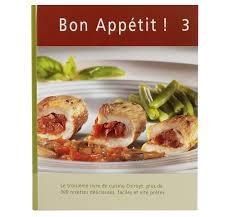 bon livre de cuisine bon appé 3 colruyt