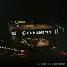 100 silent hill 3 manual silent hill 3 ps2 ps3 play station