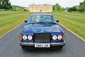 bentley turbo r coupe bentley turbo r retro road test motoring research