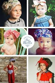 baby headwraps what s up with the buells girl wrap tutorial photos