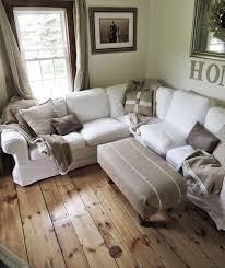 White Ikea Sofa by Furniture Ektorp Sectional For Give Your Furniture A New Look